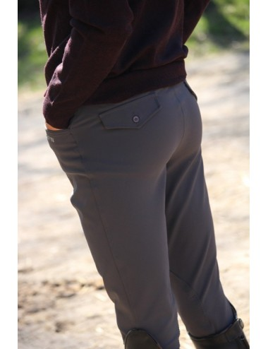 Super X men's breeches - Grey