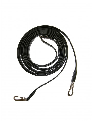 Round Leather Draw Reins