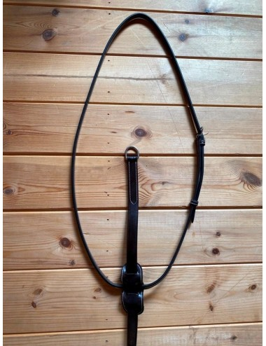 Collier de martingale amovible