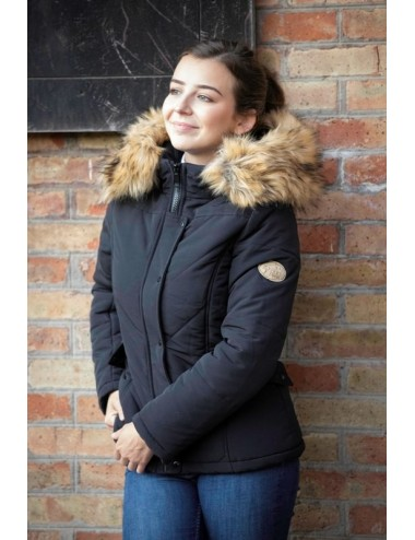 Jade Down Jacket - Black