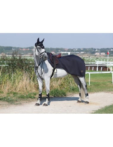 One Riding Rug - Navy