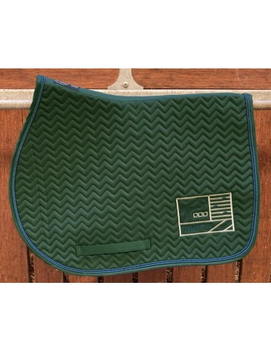 Show One Jumpad - Green and Navy