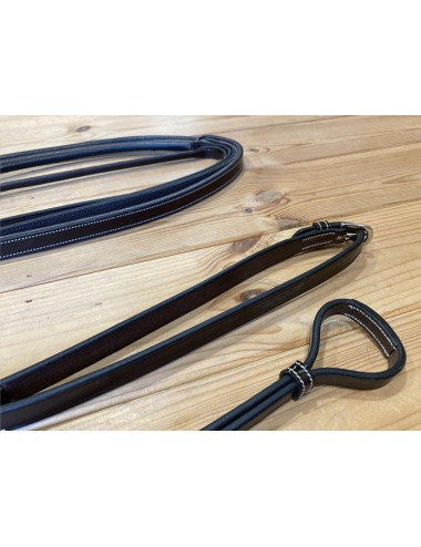 Double Bridle Reins