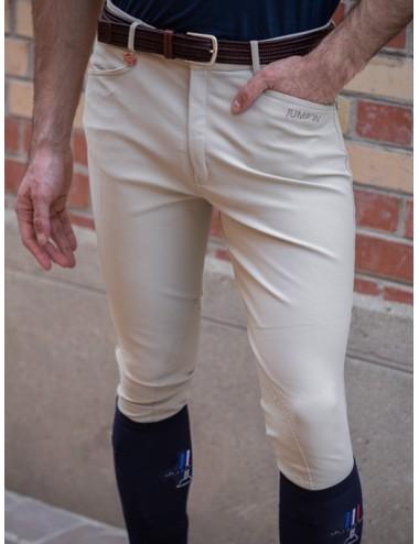 Super X men's breeches - Beige