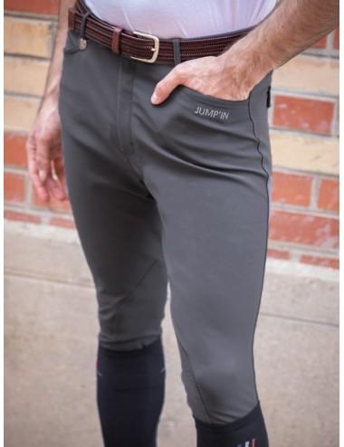 Pantalon d'équitation homme - Super X - Gris