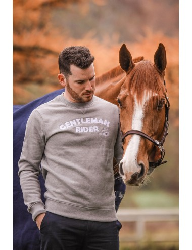"""Gentleman Rider"" Sweater"