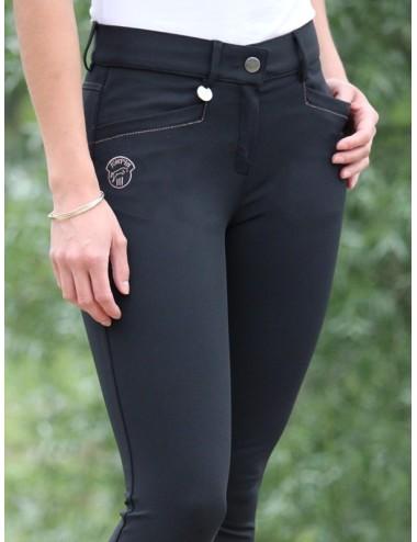 Super X women's breeches - Black