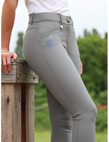 Super X women's breeches - Grey
