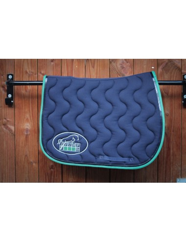 Écusson Jumpad - Navy and forest green