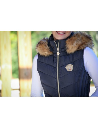 Chloé Down Jacket - Navy