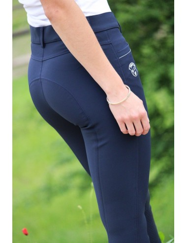 Super X women's breeches - Navy