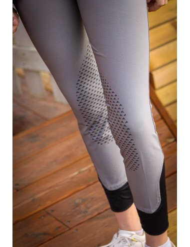 Junior Mixed Sacha Breeches - Grey