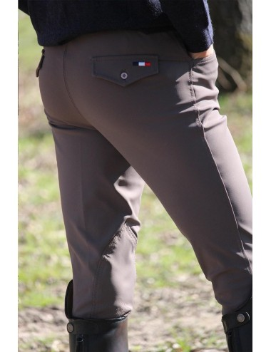 Super X men's breeches - Taupe