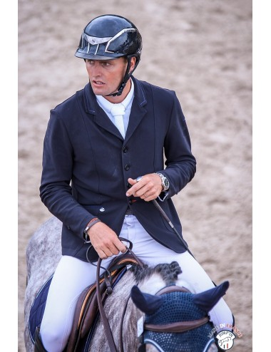 Men's OXER Competition Jacket - Black