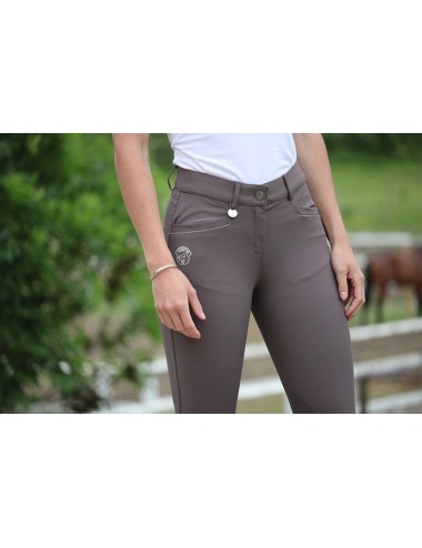 Super X women's breeches - Taupe