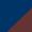 Bleu marine/choco